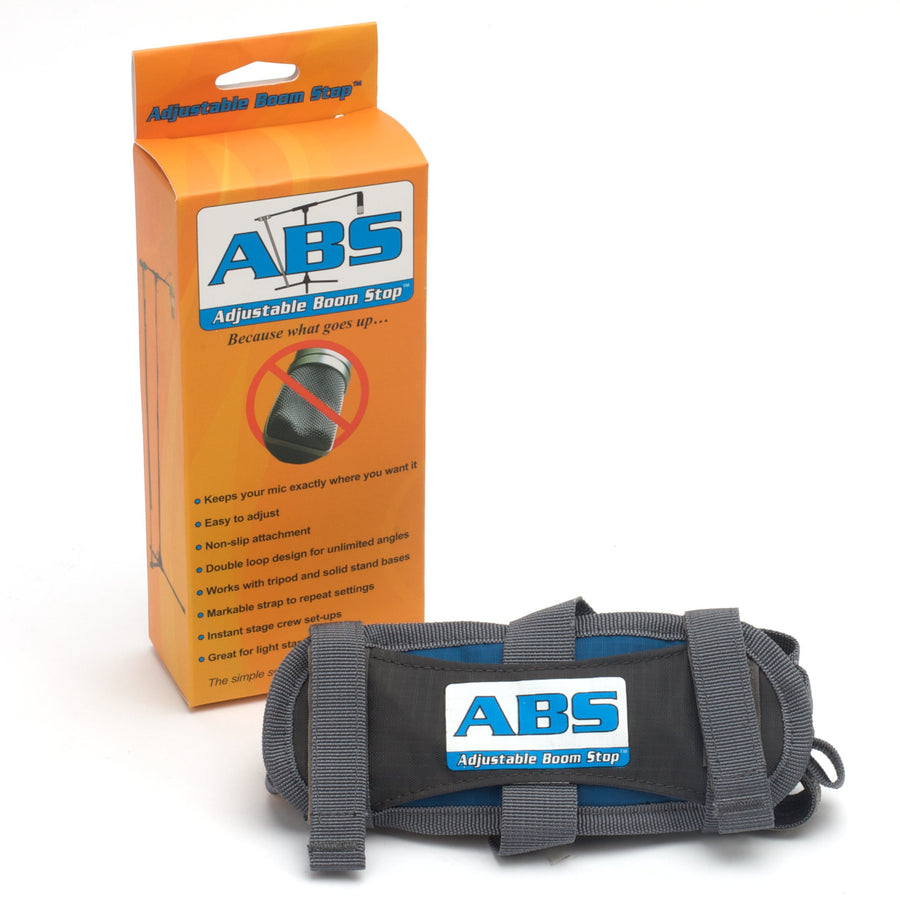 ABS - Adjustable BOOM STOP