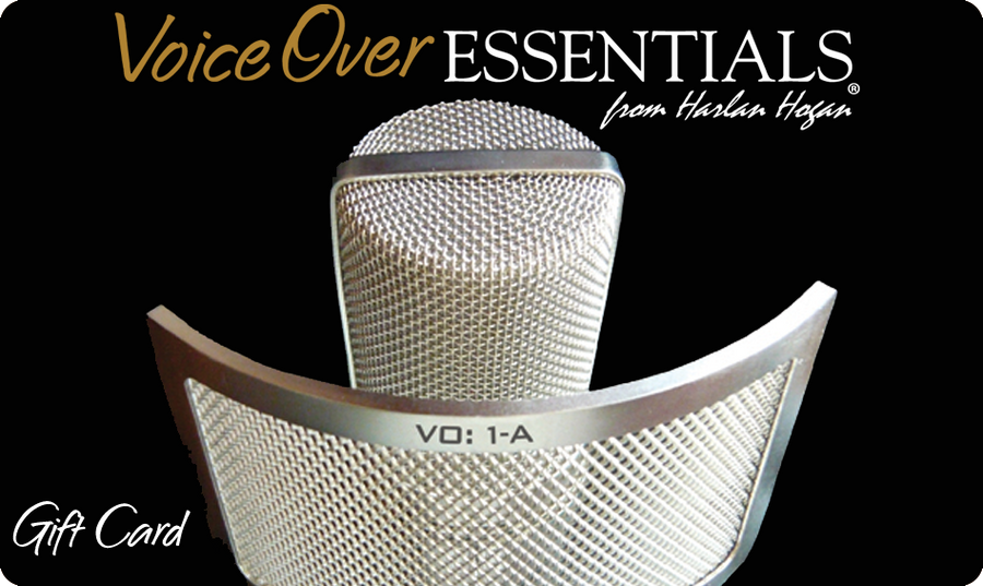 Voice Over Essentials Gift Card