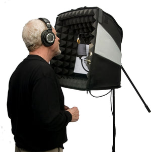 Porta-Booth Pro®  - Your Recording Studio At Home and on the Road