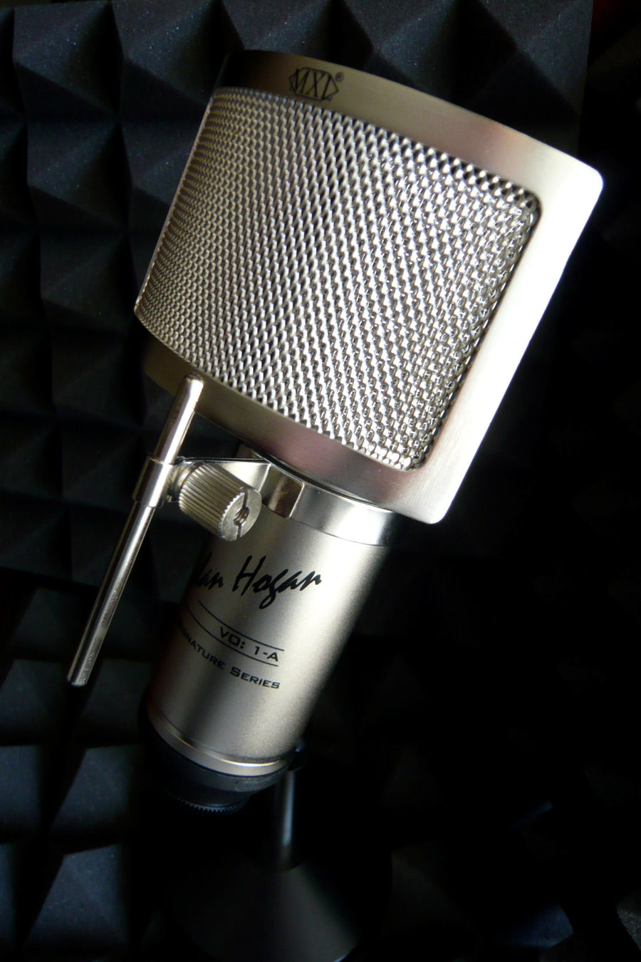 Metal Mesh Pop Filter for VO: 1-A Mic