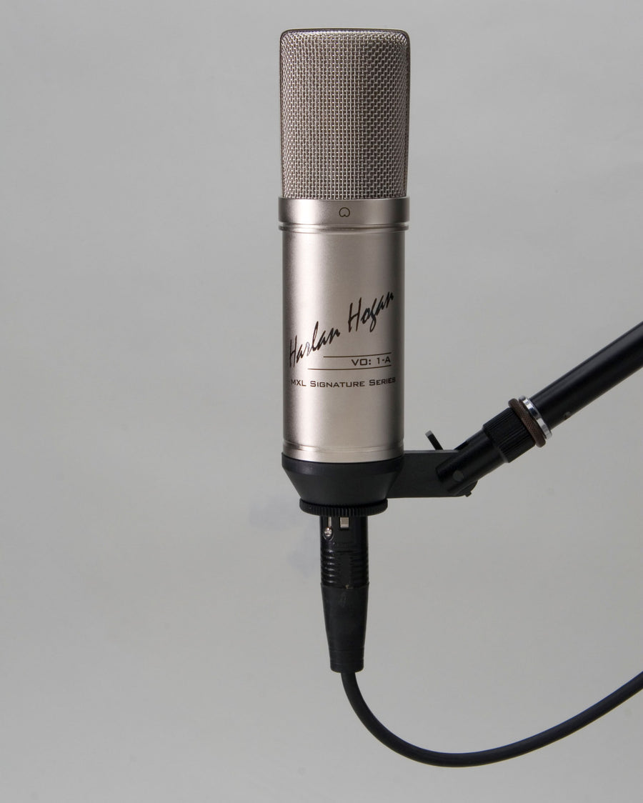 VO: 1-A Voice-over Microphone