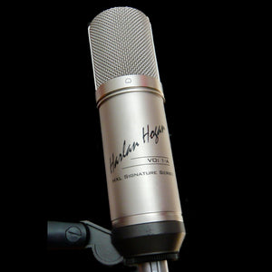 VO: 1-A®  The Voiceover MICROPHONE