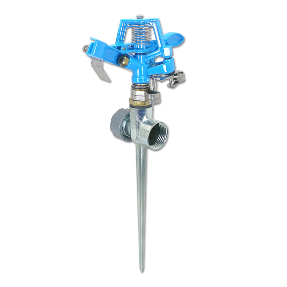 Pulse sprinkler