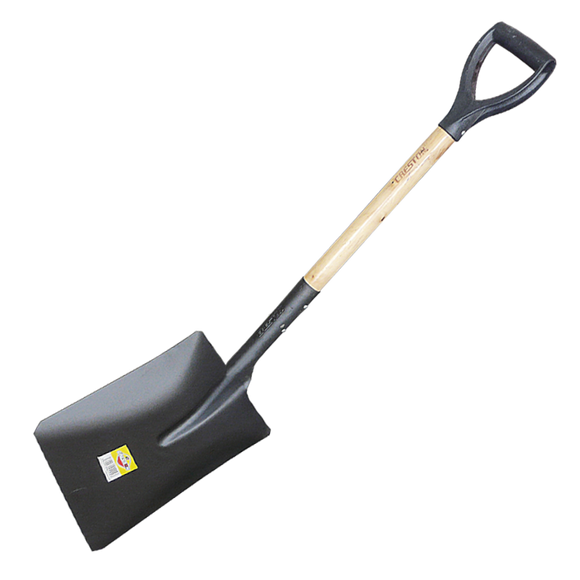 Square shovel
