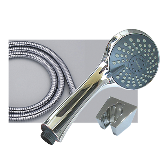 Telephone hand shower set