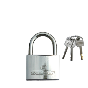 Maximum security padlock