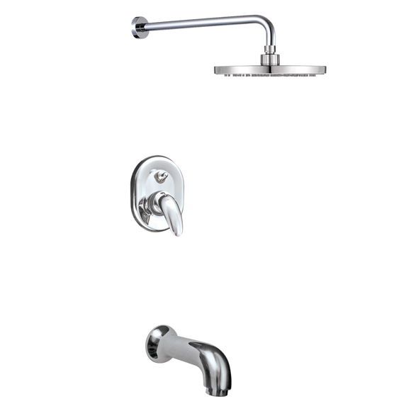 Bath shower mixer set
