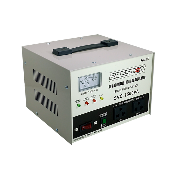Automatic voltage regulator 1500W