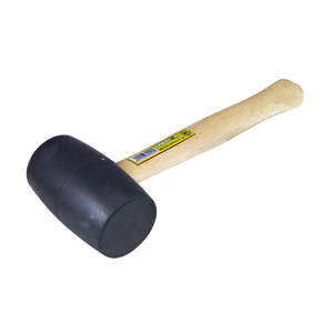 Rubber mallet