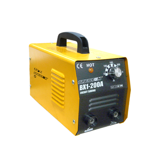 Aluminium portable welding machine