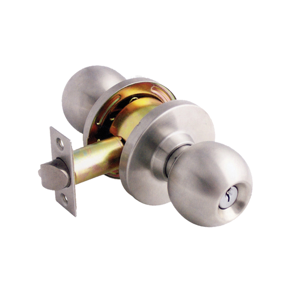 Commerial-grade lockset