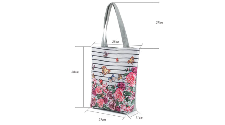 Miyahouse Sac Floral taille miss glamour.fr