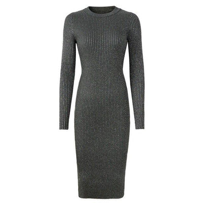 Longue Robes tricot - Miss Glamour
