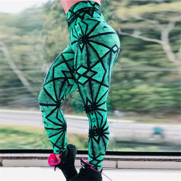 Leggings Geometric 01