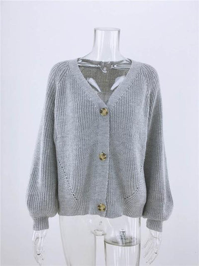 Casual Fashion Cardigans - Miss Glamour