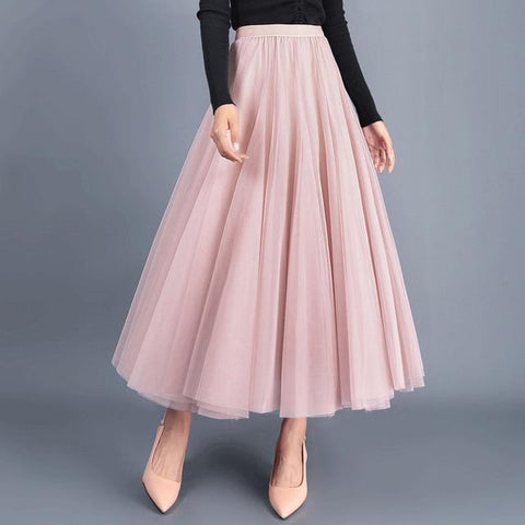 Jupes Tulle