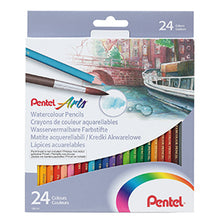 Load image into Gallery viewer, Pentel Watercolour Pencil Set