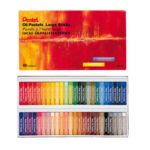 Load image into Gallery viewer, Pentel Oil Pastel Large Sticks Set
