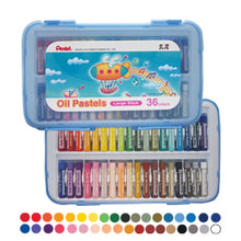 Load image into Gallery viewer, Pentel Oil Pastel Set in Case