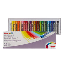 Load image into Gallery viewer, Pentel Oil Pastel Regular Sticks Set