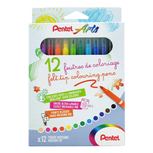 Load image into Gallery viewer, Pentel Washable Colour Pen