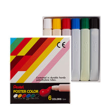 Load image into Gallery viewer, Pentel Poster Colours Set