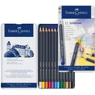 Faber-Castell Goldfaber Colour Pencil