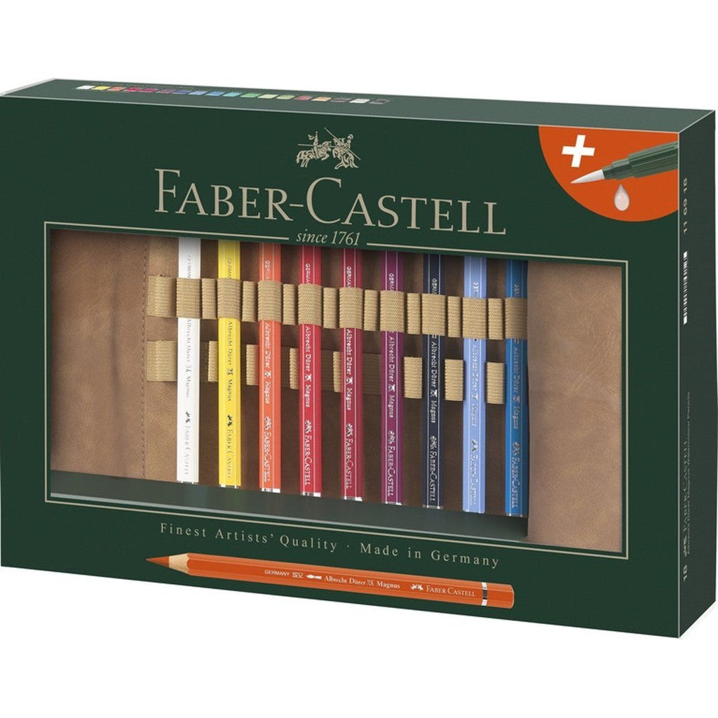 Faber-Castell Albrecht Dürer Artists' Magnus Watercolour Pencil Roll