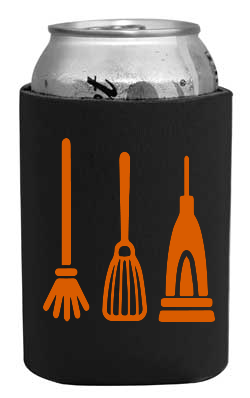 3 Brooms Beverage Cooler (Hocus Pocus)