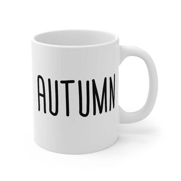 Coffee Mug, Autumn , Fall, Tea
