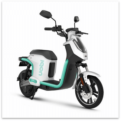 Type #5 -Electric Mopeds