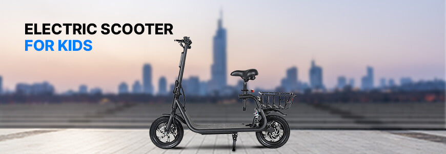 Reasons to Buy an Electric Scooter for Kids