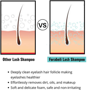 Beauty+ Eyelash Shampoo