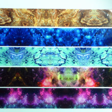 Load image into Gallery viewer, Aurora Galaxy Sky Nail Transfer Foil