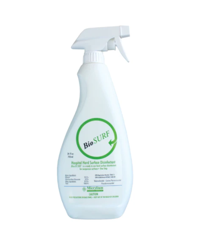 Micrylium BioSurf One Step Disinfectant Spray 710 mL
