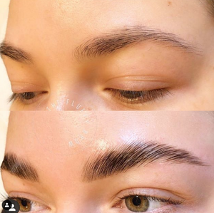 Brow Bomb Brow Lamination Trial Box