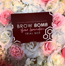 Load image into Gallery viewer, Brow Bomb Brow Lamination Trial Box