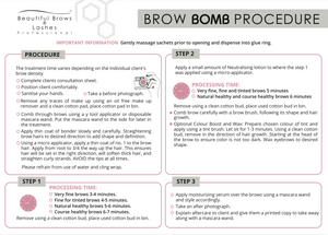 Lash Bomb No.3 Nourishing Serum