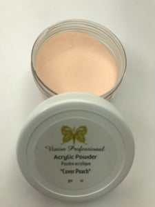 Vision Professional  Acrylic Powder Cover Peach