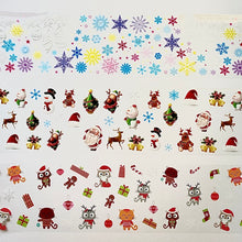 Load image into Gallery viewer, Christmas Foil - 10 Pack