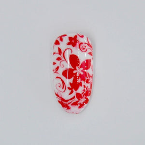 Stamping Gel Plus #02 - Red
