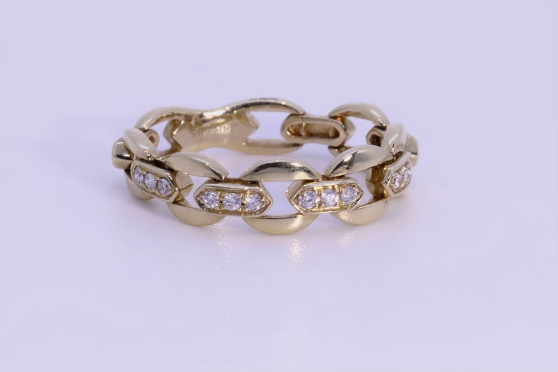Flexible Chain Ring