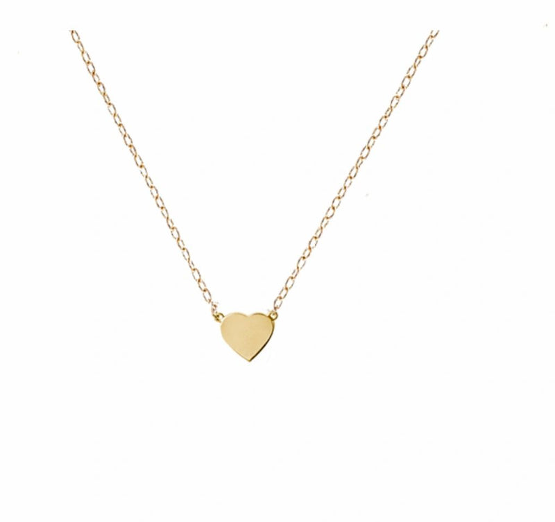 The Right Hand Gal-Baby Heart Necklace