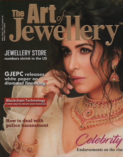 The Art of Jewellery, May 2018