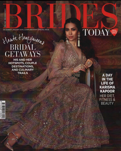 Brides Today, Special Issue, Dec-Jan 2019