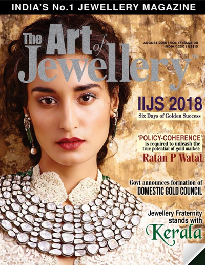 The Art of Jewellery, August 2018