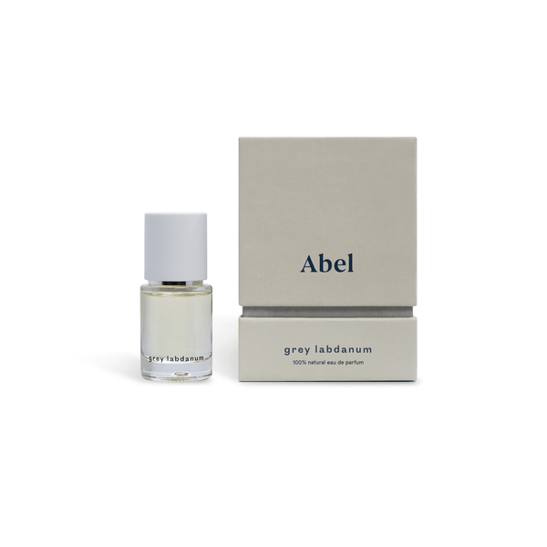 Abel 100% natural eau de parfum : Grey Labdanum 15ml Fragrance - Perfume Abel