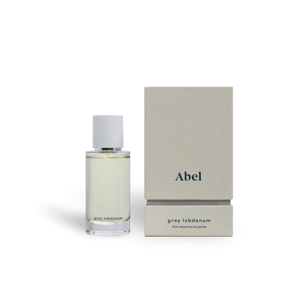 Abel 100% natural eau de parfum : Grey Labdanum 50ml Fragrance - Perfume Abel