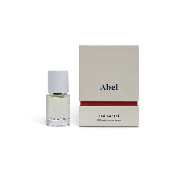 Abel 100% natural eau de parfum : Red Santal 15ml Fragrance - Perfume Abel