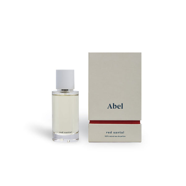 Abel 100% natural eau de parfum : Red Santal 50ml Fragrance - Perfume Abel